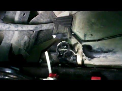 борьба с неведомой фигней непонятной на форд фокус 2 часть вторая