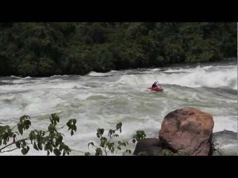 White Nile Uganda 2013