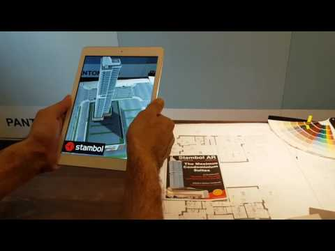 Augmented Reality for Real Estate; a few examples