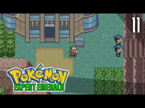 Let's Play - Pokémon Expert Emerald [Part 11 - Castfrom]