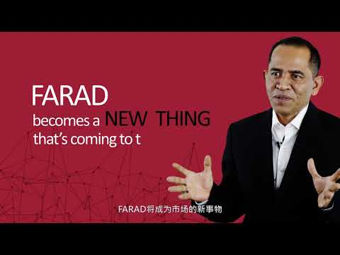 What is FARAD Cryptoken?