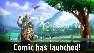Cashmere Sky Launch Video