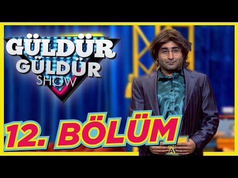Güldür Güldür Show 12. Bölüm Tek Parça Full HD