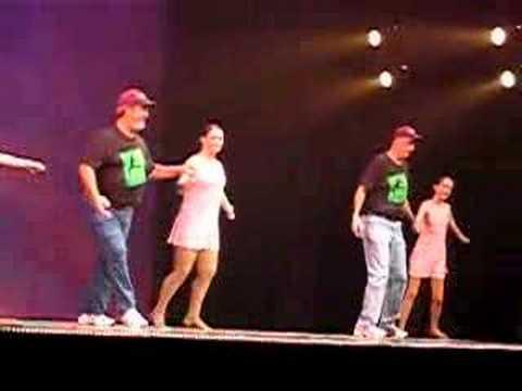 Earl & Krystal Catron Special dance