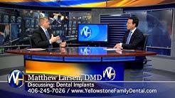 Cosmetic Dentistry with Billings, MT dentist Dr. Matt Larsen
