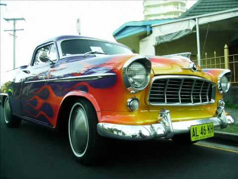 Aussie hotrods, customs & classic cars