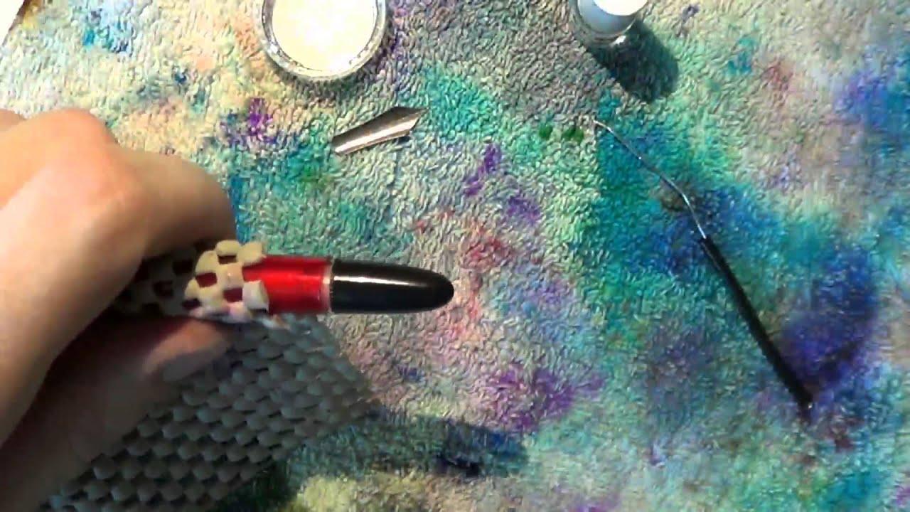 Lubricating a Fountain Pen Revolution Dilli