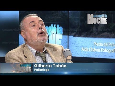 """""""Por la corrupción en Colombia, las elecciones se definen en la Registraduría"""": Dr. Gilberto Tobón"""