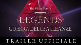 The Elder Scrolls: Legends - Guerra delle Alleanze Trailer ufficiale