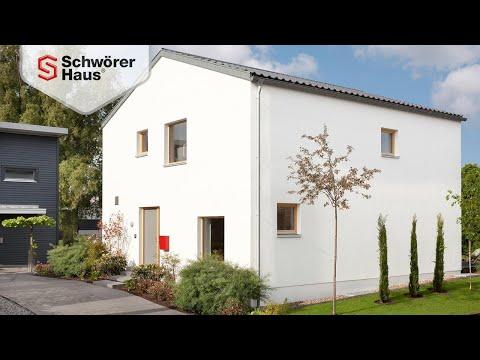Fertighausmusterhaus Von Schwörerhaus Schöner Wohnen Haus Mono