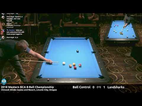 Ball Control vs Landsharks - Silver Mixed Teams