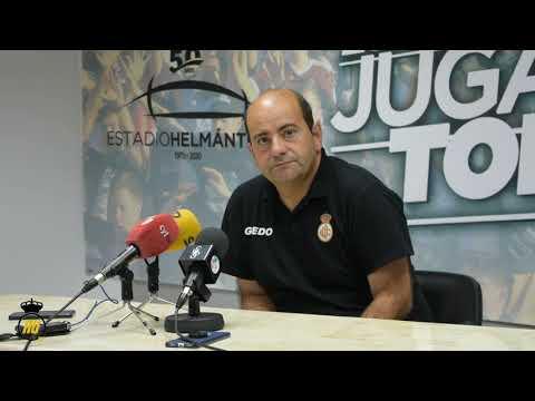 Jornada 3: Rueda de prensa post de Alberto Iturralde