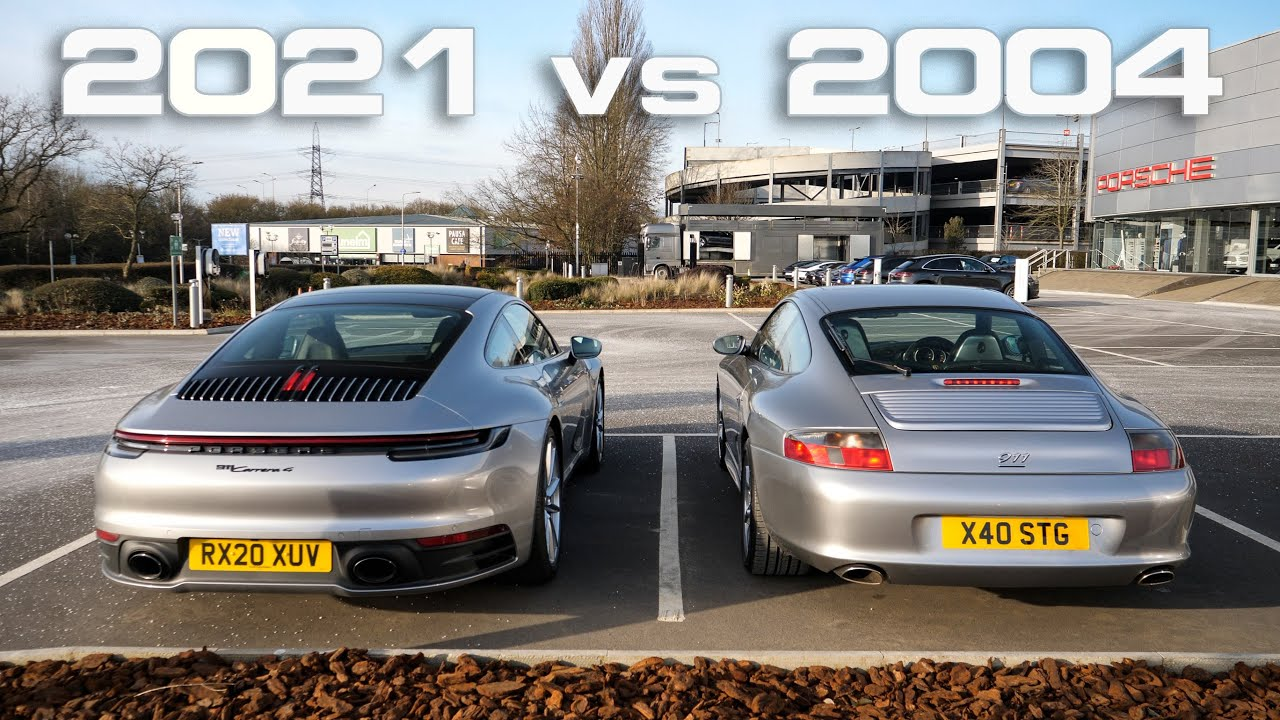 996 vs 992: How Much Has The Porsche 911 Changed?