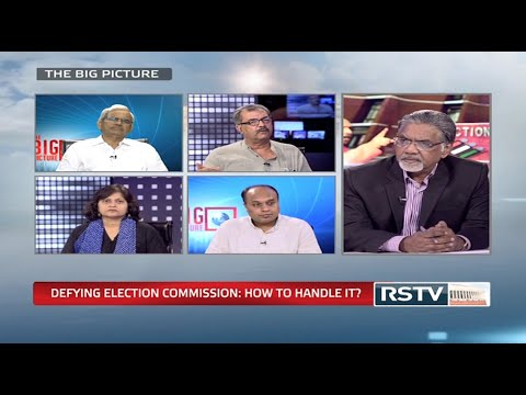 The Big Picture - Defying Election Commission: How to handle it?