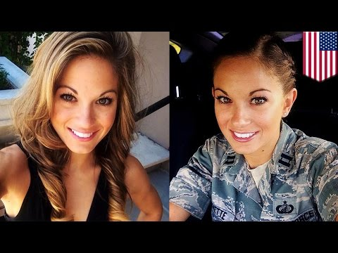 Sexually assaulted former Air Force captain Jamie Brunette driven to suicide, family say