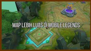Cara memperluas map di Mobile legends tanpa aplikasi (No Root)