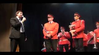 Banda Rerum Novarum en el Teatro Trinidad Guevara
