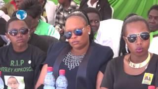 Rift Valley leaders lash out at Boniface Mwangi