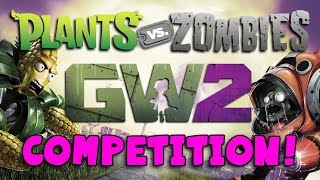 Plants Vs Zombies 2 Garden Warfare COMPETITION! Come Visit YogTowers!