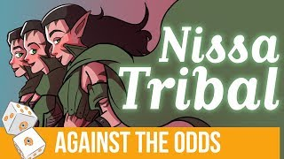 Against the Odds: Nissa Tribal (Modern, Magic Online)