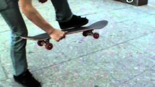 """Скейт. Видео - обучение. """"360 flip"""""""