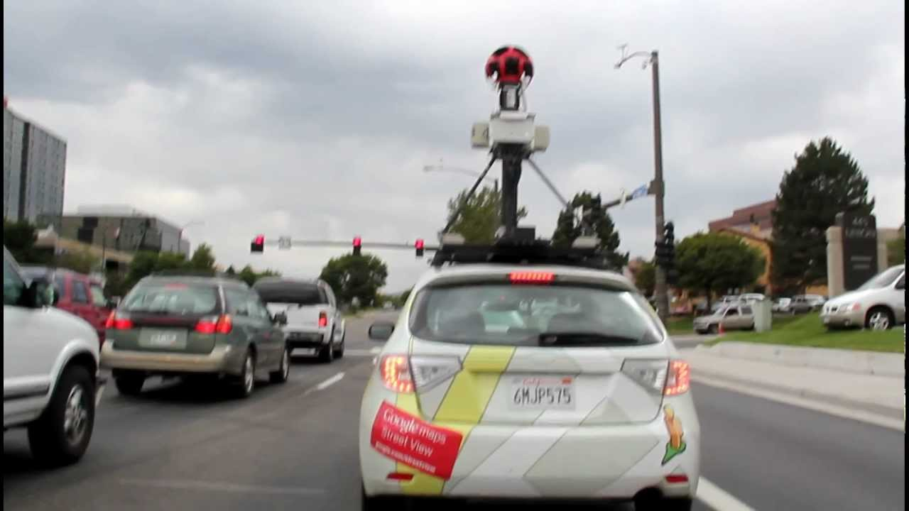 Google maps street view vehicle on the road alongside me! on aspen movie map, google street view in oceania, google street view in the united states, web mapping, google street view in europe, google street view, google street view in latin america, google search, google internet vehicle, design mapping vehicle, google maps, google street view in africa, google earth, google street view privacy concerns, google street view in asia, google art project, garmin mapping vehicle, competition of google street view,