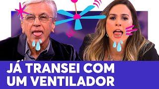 Tatá e Caetano contam suas VISÕES DOIDÕES | Lady Night | Humor Multishow