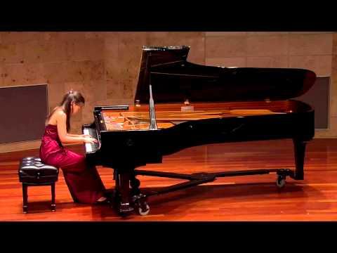 Chopin Scherzo No.1 in B Minor, Op.20 - Christine Kim