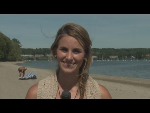 Beach Week: Goddard Memorial State Park