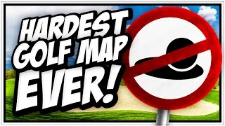 IS THIS THE HARDEST MINI GOLF MAP? (Golf It!)