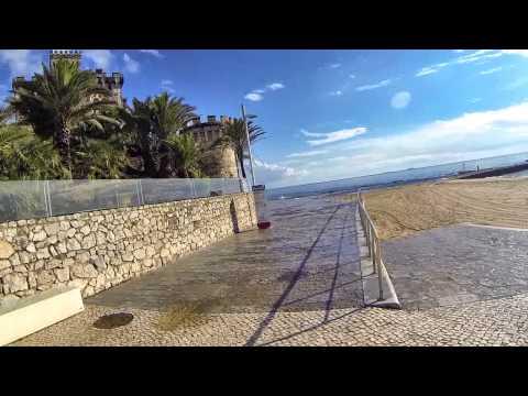 Cascais to Carcavelos 360 Adventures Portugal Sunset Tour