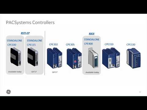Control Logic - Technology Update - GE Automation & Controls