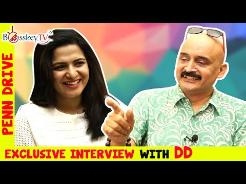 Trisha and Nayanthara are my favorite | Exclusive Interview With DD | Penn Drive | Bosskey TV