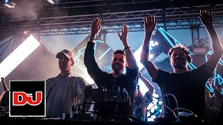 Maceo Plex B2B Tale Of Us Techno Set From Junction 2 Festival