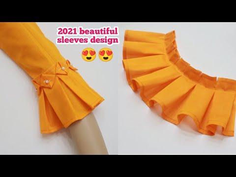 рзирзжрзирзз рж╕рж╛рж▓рзЗрж░ ржЪржорзОржХрж╛рж░ рж╣рж╛рждрж╛рж░ ржбрж┐ржЬрж╛ржЗржи рждрзИрж░рж┐ ржХрж╛ржЯрж┐ржВ ржУ рж╕рзЗрж▓рж╛ржЗ/2021 Beautiful Sleeves Design Cutting & Stitch