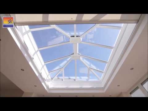Roof Lantern Skylight Blinds By Radiant Blinds Awnings