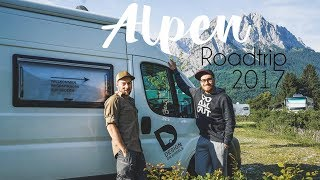 Alpen Roadtrip 2017