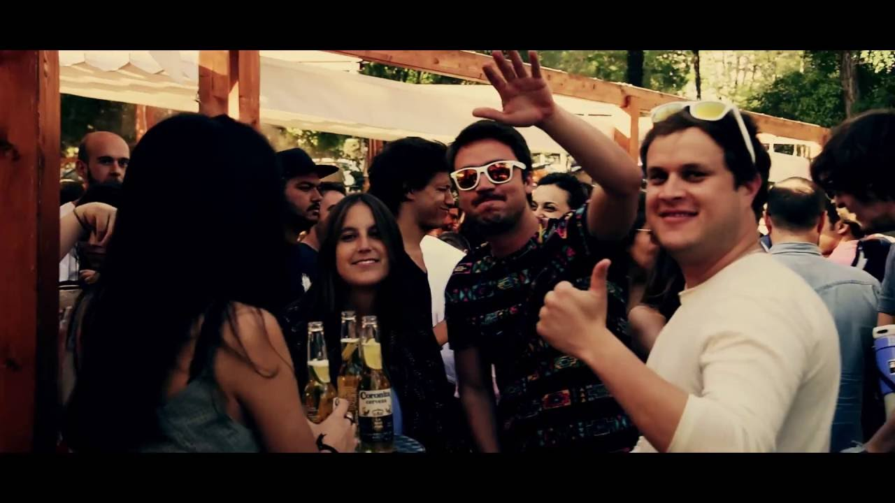 After Brunch Open Air Party Terraza Atenas