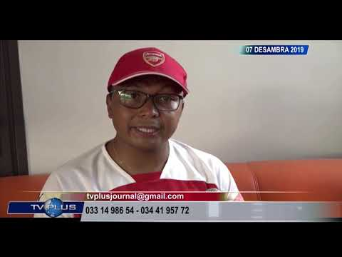 VAOVAO DU 07 DECEMBRE 2019 BY TV PLUS MADAGASCAR