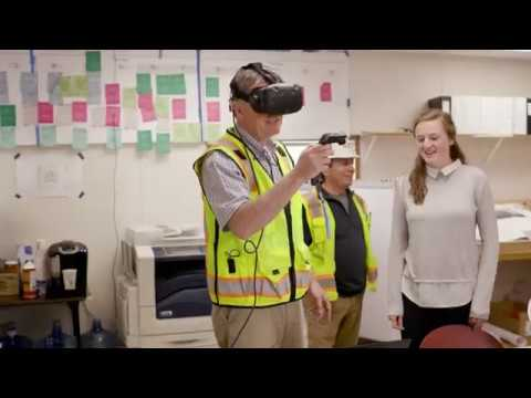 Gilbane Uses VR to Validate Prefabricated Construction