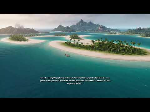 Time To Captain A Whole Island - Tropico 6 |