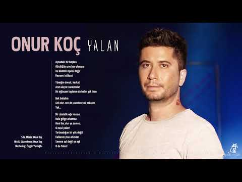 Onur Koc - Yalan ( Lyric Video)
