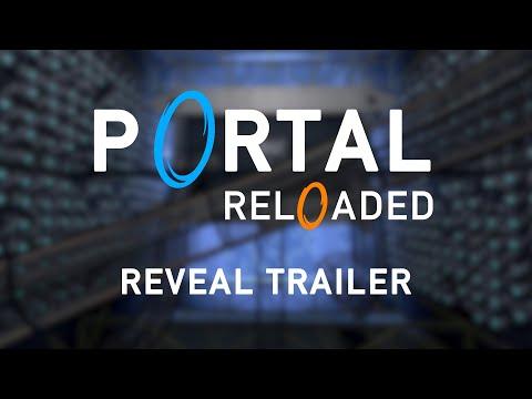 Portal Reloaded - Reveal Trailer