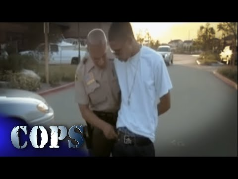 Not My Pants, Deputy Keith Nessel, COPS TV SHOW