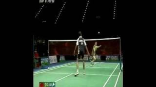 2003 all england ms final 2 6