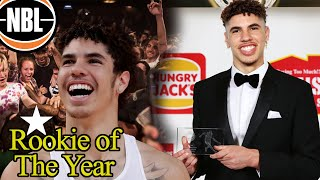Lamelo Likely NBL Rookie of the Year!!!! 2019 Votes Coming In!!!