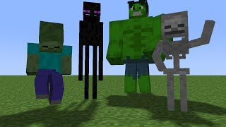 Monster School: Meet the Students #2 (Minecraft Animation)