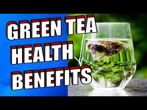 15 Amazing HEALTH BENEFITS of GREEN TEA including Weight Loss, Skin & Side Effects