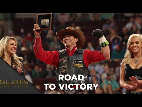 Road to Victory: Ramon De Lima Wins Little Rock | 2020