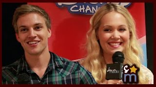 HOW TO BUILD A BETTER BOY Set Secrets with Kelli Berglund & Marshall Williams